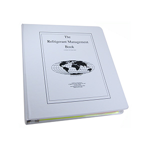 Refrigerant Management Book