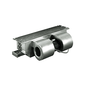 Ceiling Mount Fan Coil 18000 Cooling Btu 5 kW Heat