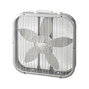 "20"" Multi-Speed Box Fan"