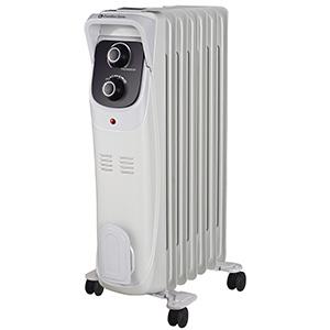 Deluxe Oil Filled Radiator Heater
