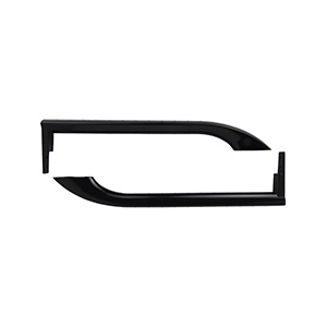 "Frigidaire 17"" Black Door Handle Set"