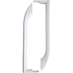 """Frigidaire 17"""" White Door Handle Set"""