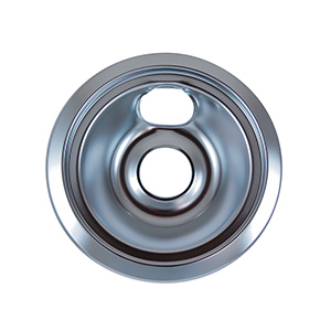 """6"""" GE/Hotpoint Drip Pan/Ring Combination"""