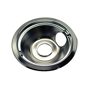 "6"" GE/Hotpoint Drip Pan"
