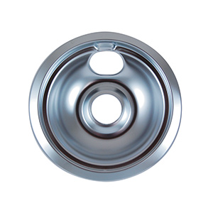 "6"" Universal Drip Pan/Ring Combination"
