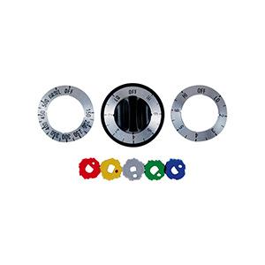 Universal Electric Range Knob Kit