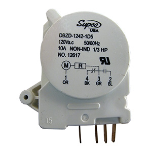 GE Defrost Timer Replaces GE WR9X483
