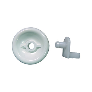 GE Dishwasher Lower Rack Roller GE WD12X10074,WD12X10267