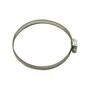"4"" Diameter Screw Type Dryer Hose Clamp"