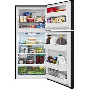 Frigidaire Black 13.9 cu ft Refrigerator