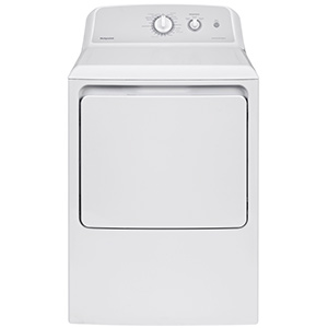Hotpoint White Electric Dryer