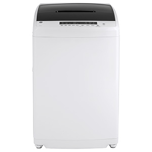 GE White Portable Spacemaker Washer