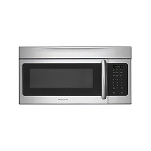 Frigidaire Stainless 1.6 cu ft Over-The-Range Microwave