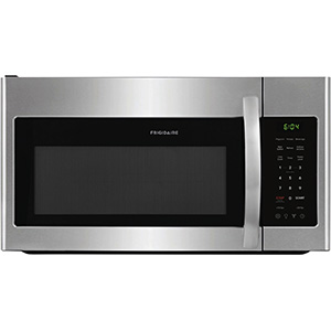 Frigidaire 1.8 Cu Ft Stainless Steel Over The Range Microwave