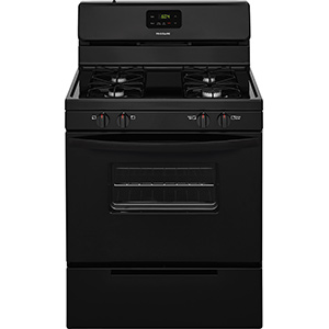 Frigidaire Black 4.2 cu ft Gas Range