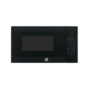 GE Black .7 cu ft Countertop Microwave