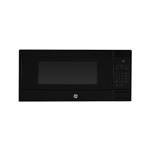 GE Black 1.1 cu ft Profile Countertop Microwave Oven