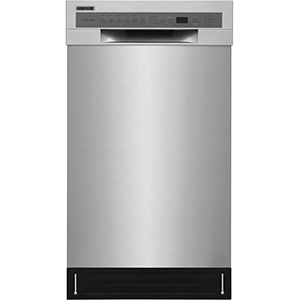 Frigidaire Stainless 6-Cycle Dishwasher