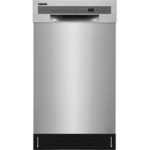 Frigidaire Stainless 6-Cycle Dishwasher