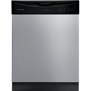Frigidaire Stainless 4-Cycle Dishwasher