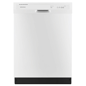 Amana White 3-Cycle Dishwasher