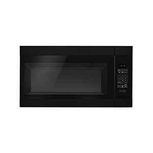 Amana Black 1.6 cu ft capacity Over-The-Range Microwave