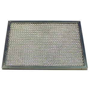 "Aluminum Range Hood Filter 11"" x 8"" x 3/8"""