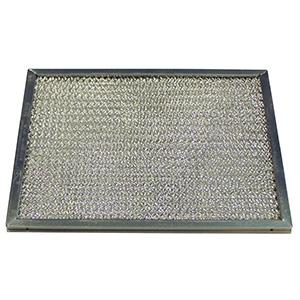 "Aluminum Range Hood Filter 10-1/2"" x 8-3/4"" x 3/8"""