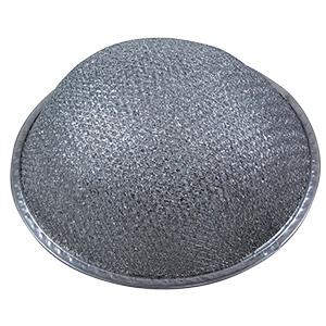 "Aluminum Dome Range Hood Filter 10-1/2"" Diameter"