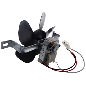 Fan Motor Assembly for Ductless Range Hood
