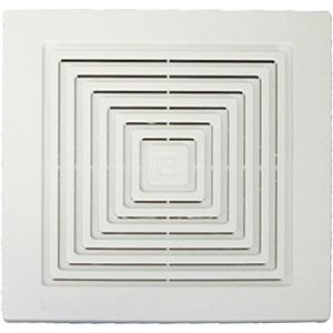 """Broan 11-1/2"""" x 11-1/2"""" Bath Exhaust Fan Replacement Grille"""
