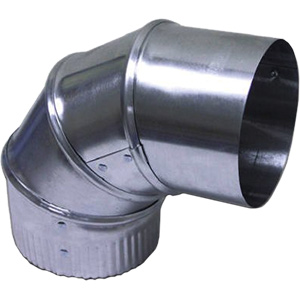"4"" Aluminum Adjustable 90° Elbow"