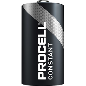 Procell Battery D