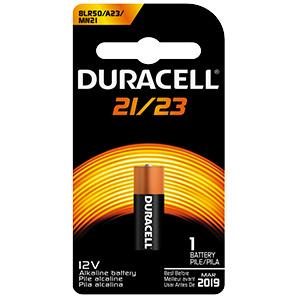 Duracell 12V Alkaline Battery MN21/23