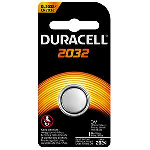 Duracell 3V Lithium Battery 2032