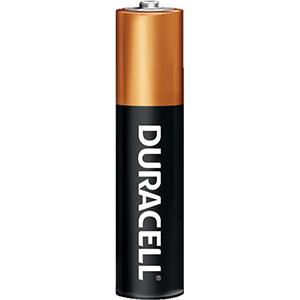 Duracell Coppertop Battery AAA