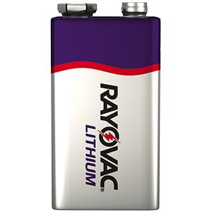 Energizer 9V Lithium Battery 9V