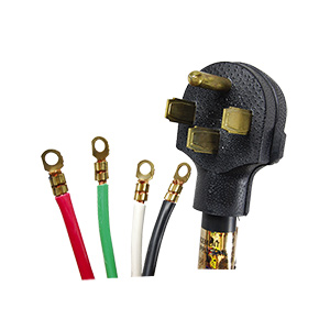 Prime Range Cord 4-Wire 6 Ft