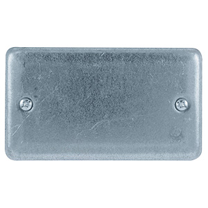 Thomas and Betts Metal Box Cover­­ Metal Box Cover­­