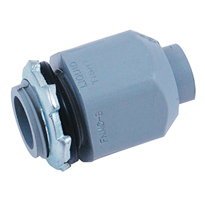 "Flexible Conduit 1/2"" Connector"