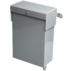 Non-Fused Disconnect Box 60 Amp