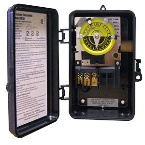 Woods 24-Hour Indoor/Outdoor Timer CD101 120V