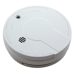 Kidde Smoke Alarm with 9V Battery Kidde i9050