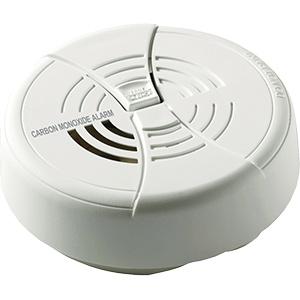 BRK Carbon Monoxide (CO) Alarm – Battery Powered BRK CO250B
