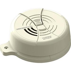 BRK Carbon Monoxide (CO) Alarm – Battery Powered