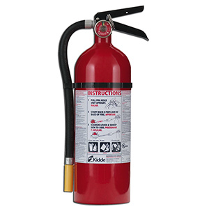 Kidde 5 Lb Pro 5 MP Fire Extinguisher