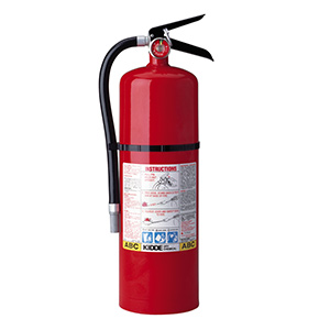 Kidde 10 lb Pro 10 MP Fire Extinguisher