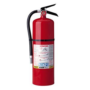 Kidde 10 lb Pro 10 MP Fire Extinguisher