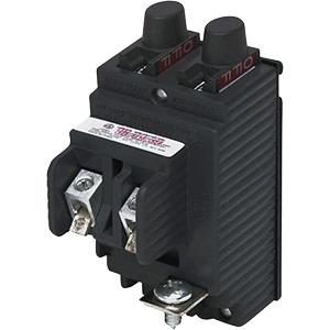 Pushmatic Twin Single-Pole Circuit Breaker P1515