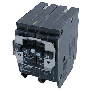 Eaton Interchangeable Quad Breaker BQC220240